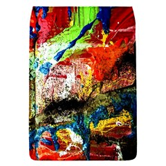 Untitled Red And Blue 3 Flap Covers (s)  by bestdesignintheworld