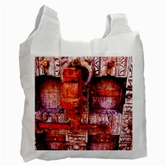 Antick Gate 2 Recycle Bag (two Side)  by bestdesignintheworld