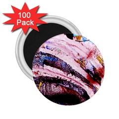 Egg In The Duck   Needle In The Egg 3 2 25  Magnets (100 Pack)  by bestdesignintheworld