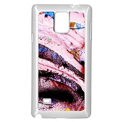 Egg In The Duck   Needle In The Egg 3 Samsung Galaxy Note 4 Case (white) by bestdesignintheworld