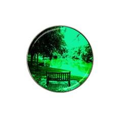 Lake Park 20 Hat Clip Ball Marker by bestdesignintheworld