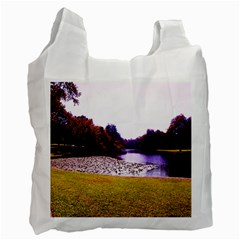 Highland Park 7 Recycle Bag (one Side) by bestdesignintheworld