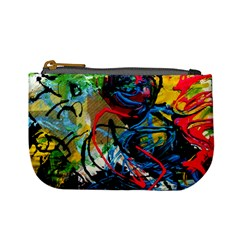 Rumba On A Chad Lake 4 Mini Coin Purses by bestdesignintheworld