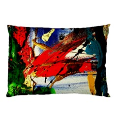 Catalina Island Not So Far 1 Pillow Case (two Sides) by bestdesignintheworld