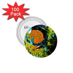 Lunar Eclipse 1 75  Buttons (100 Pack)  by bestdesignintheworld