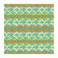 Colorful Tropical Print Pattern Medium Glasses Cloth by dflcprints