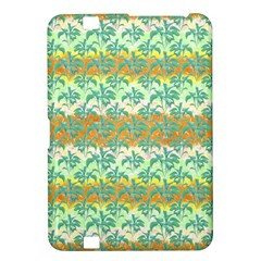 Colorful Tropical Print Pattern Kindle Fire Hd 8 9  by dflcprints
