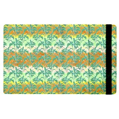 Colorful Tropical Print Pattern Apple Ipad Pro 9 7   Flip Case by dflcprints