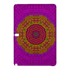 Summer Sun Shine In A Sunshine Mandala Samsung Galaxy Tab Pro 12 2 Hardshell Case by pepitasart