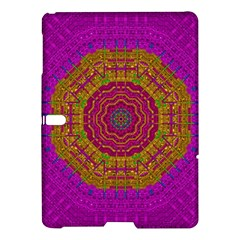 Summer Sun Shine In A Sunshine Mandala Samsung Galaxy Tab S (10 5 ) Hardshell Case  by pepitasart