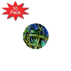 Moment Of The Haos 8 1  Mini Buttons (10 Pack)  by bestdesignintheworld