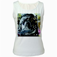 Twist 4 Women s White Tank Top by bestdesignintheworld