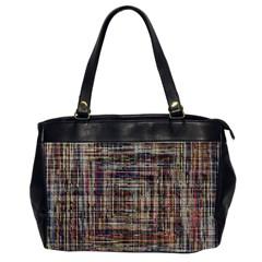 Unique Pattern Office Handbags (2 Sides)  by Sapixe