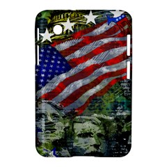 Usa United States Of America Images Independence Day Samsung Galaxy Tab 2 (7 ) P3100 Hardshell Case  by Sapixe