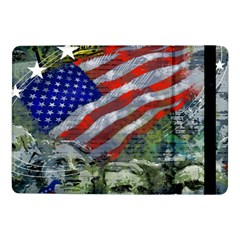 Usa United States Of America Images Independence Day Samsung Galaxy Tab Pro 10 1  Flip Case by Sapixe