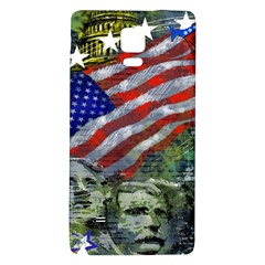 Usa United States Of America Images Independence Day Galaxy Note 4 Back Case by Sapixe