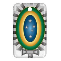 Seal Of The Brazilian Army Samsung Galaxy Tab 3 (7 ) P3200 Hardshell Case  by abbeyz71