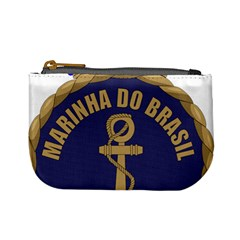 Seal Of Brazilian Navy  Mini Coin Purses by abbeyz71