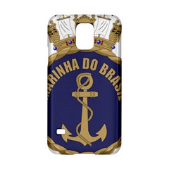 Seal Of Brazilian Navy  Samsung Galaxy S5 Hardshell Case