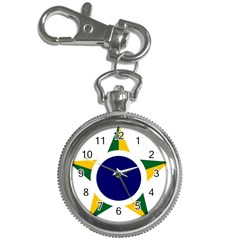 Roundel Of Brazilian Air Force Key Chain Watches by abbeyz71