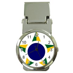 Roundel Of Brazilian Air Force Money Clip Watches by abbeyz71