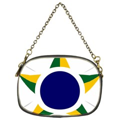 Roundel Of Brazilian Air Force Chain Purses (one Side)  by abbeyz71