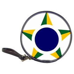 Roundel Of Brazilian Air Force Classic 20 Cd Wallets by abbeyz71