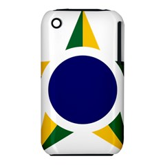 Roundel Of Brazilian Air Force Iphone 3s/3gs by abbeyz71