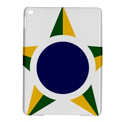 Roundel Of Brazilian Air Force Ipad Air 2 Hardshell Cases by abbeyz71