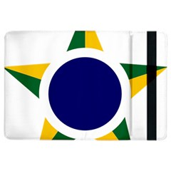 Roundel Of Brazilian Air Force Ipad Air 2 Flip by abbeyz71