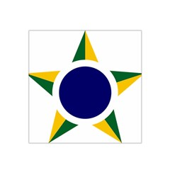 Roundel Of Brazilian Air Force Satin Bandana Scarf by abbeyz71