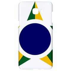 Roundel Of Brazilian Air Force Samsung C9 Pro Hardshell Case  by abbeyz71