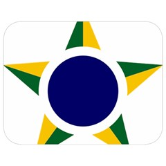 Roundel Of Brazilian Air Force Full Print Lunch Bag by abbeyz71