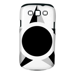 Roundel Of Brazilian Air Force (low Visibility) Samsung Galaxy S Iii Classic Hardshell Case (pc+silicone) by abbeyz71