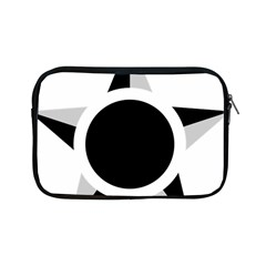 Roundel Of Brazilian Air Force (low Visibility) Apple Ipad Mini Zipper Cases by abbeyz71