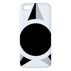 Roundel Of Brazilian Air Force (low Visibility) Iphone 5s/ Se Premium Hardshell Case by abbeyz71