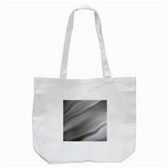 Wave Form Texture Background Tote Bag (white) by Sapixe