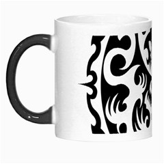 Ying Yang Tattoo Morph Mugs by Sapixe
