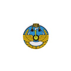 Emblem Of Royal Brunei Air Force 1  Mini Buttons by abbeyz71