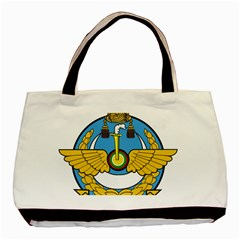 Emblem Of Royal Brunei Air Force Basic Tote Bag by abbeyz71