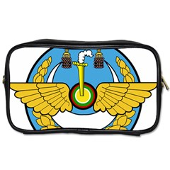 Emblem Of Royal Brunei Air Force Toiletries Bags 2 Side by abbeyz71