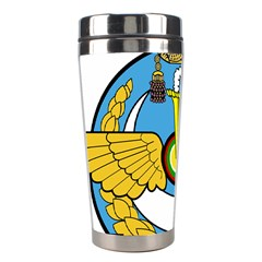 Emblem Of Royal Brunei Air Force Stainless Steel Travel Tumblers by abbeyz71