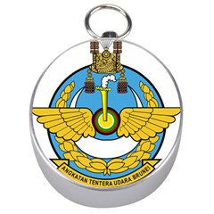 Emblem Of Royal Brunei Air Force Silver Compasses by abbeyz71