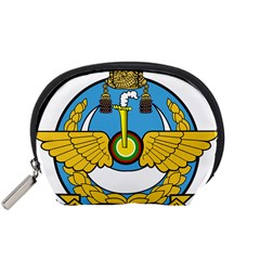 Emblem Of Royal Brunei Air Force Accessory Pouches (small)  by abbeyz71