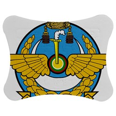 Emblem Of Royal Brunei Air Force Jigsaw Puzzle Photo Stand (bow) by abbeyz71