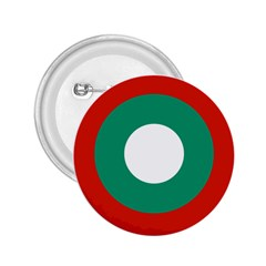 Bulgarian Air Force Roundel 2 25  Buttons by abbeyz71