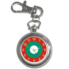 Bulgarian Air Force Roundel Key Chain Watches by abbeyz71