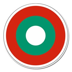 Bulgarian Air Force Roundel Magnet 5  (round) by abbeyz71