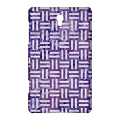 Woven1 White Marble & Purple Marble Samsung Galaxy Tab S (8 4 ) Hardshell Case  by trendistuff