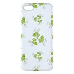 Photographic Floral Decorative Pattern Iphone 5s/ Se Premium Hardshell Case by dflcprints